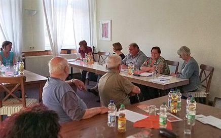 Mitgliederversammlung Mai 2017