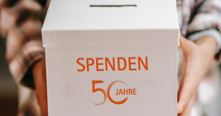 Spenden 50 Jahre KPVH